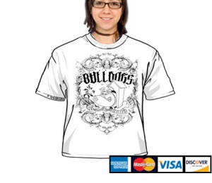 Bulldog 370 White