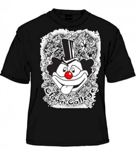 Clown 424 Toung Black