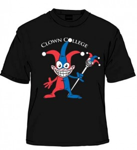 Clown College Black